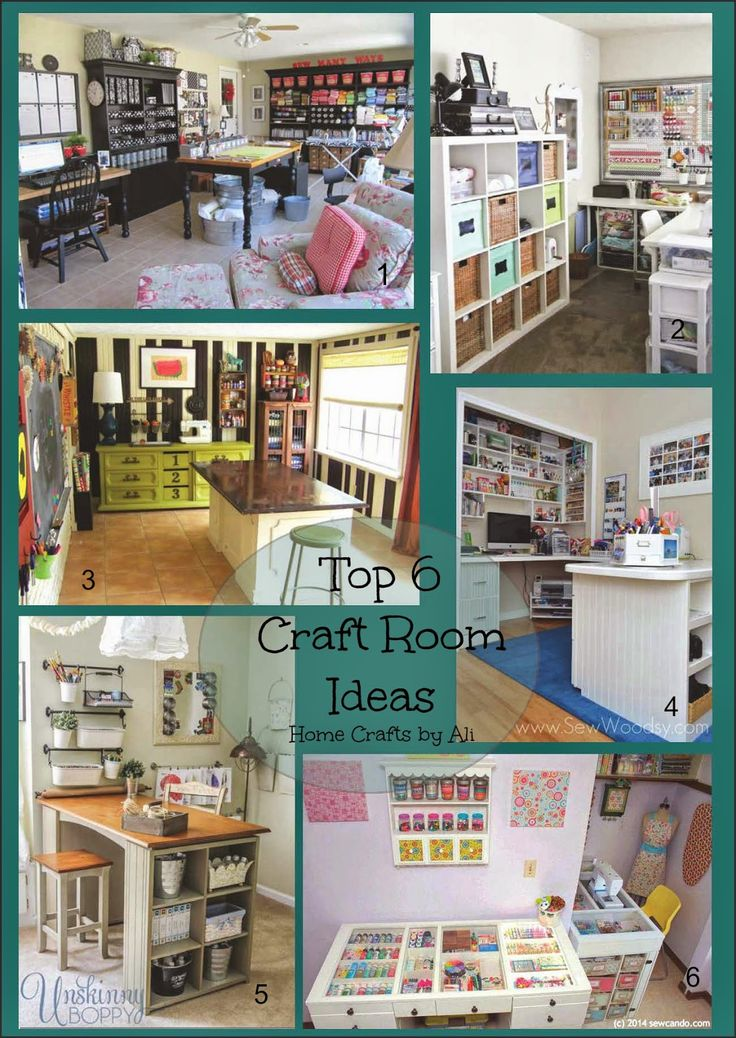 craft ideas for your room top 6 craft room ideas room ideas craft and room 6281