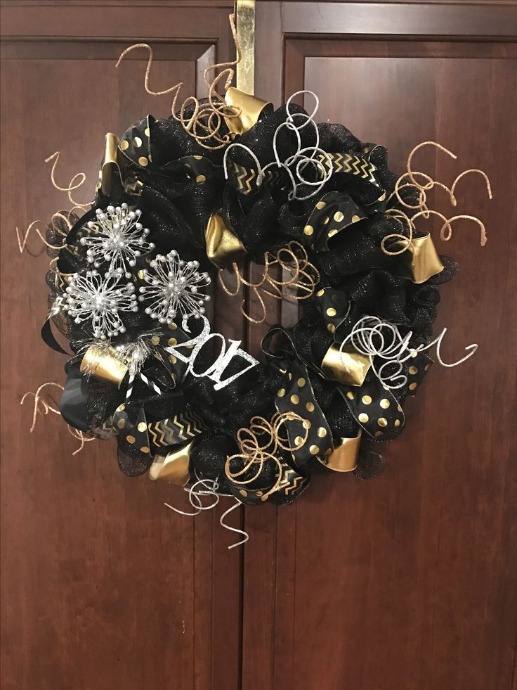 new years door decorations | Decoration For Home