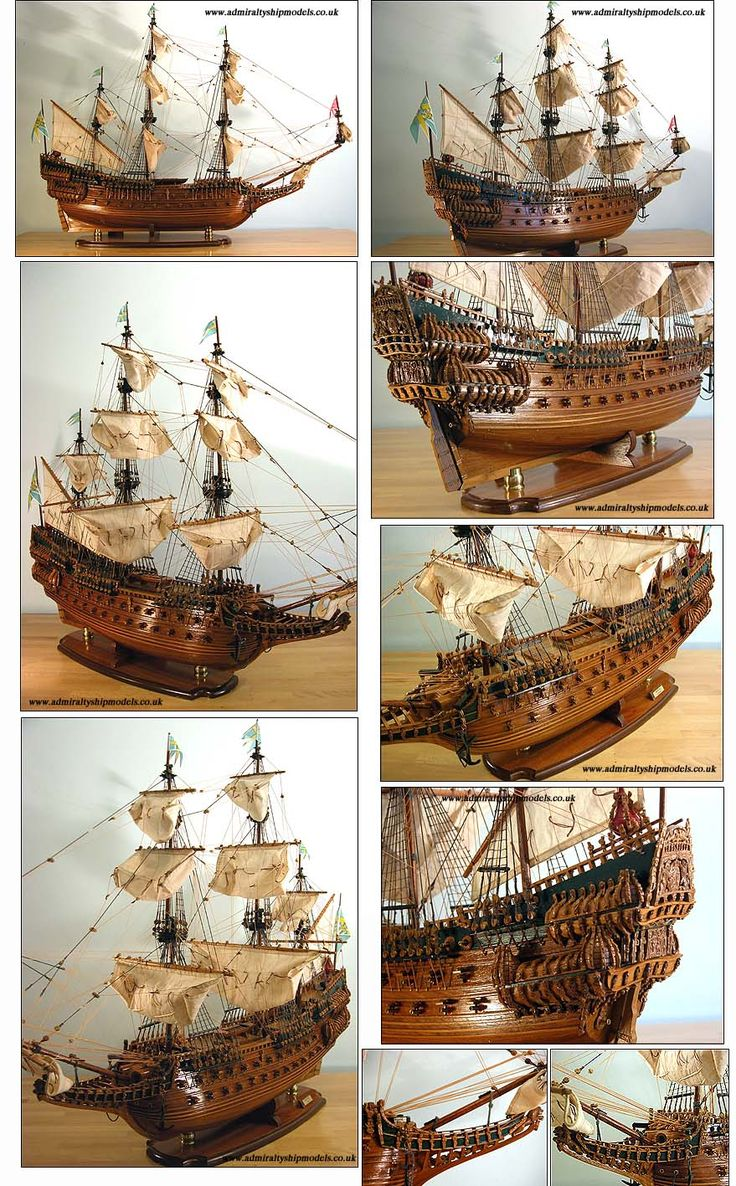 The Wasa was a three-masted beautiful classic ship built for Gustavus Adolphus of Sweden 1626-1628 & launched in 1627. Length 70.00 m, breadth 11,50 m, draught 4,80 m, displacement 1,400 tons, sail area 1,150 m2, with a crew of 133 sailors and 300 soldiers. On its maiden voyage in 1628, the Wasa capsized and sank in the Stockholm harbour. 53 of the ship's 64 cannons were salvaged in 1664. After years of searching and preparation from 1956, Vasa was salvaged with an intact hull on 24 April…