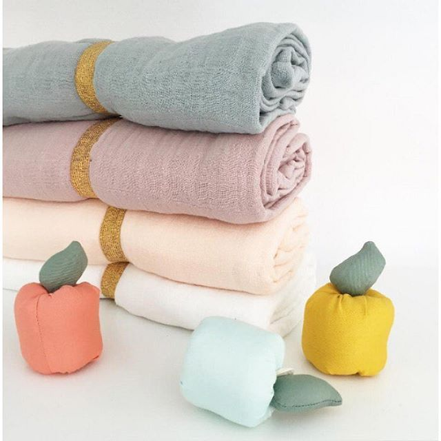 The versatile and gorgeous @fabelabdk swaddles: so beautifully made in India in GOTS certified #organic cotton 🌿Coming to @shopsugarloaf in September 🌿 #ilovesugarloaf . . . . . . . . . . . . . . . #babyessentials  #organicbaby  #fabelab  #shopsugarloaf  #babyshower  #babygift  #babystyle  #sustainable  #soft #onlineshopping  #sustainablefashion  #baby  #nursery  #nurserydecor  #colors  #design  #brooklyn  #newyork  #comingsoon  #onlineboutique