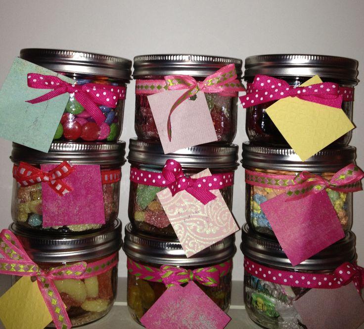pinterest mason jar bridal shower favors%0A Need a baby shower favor idea