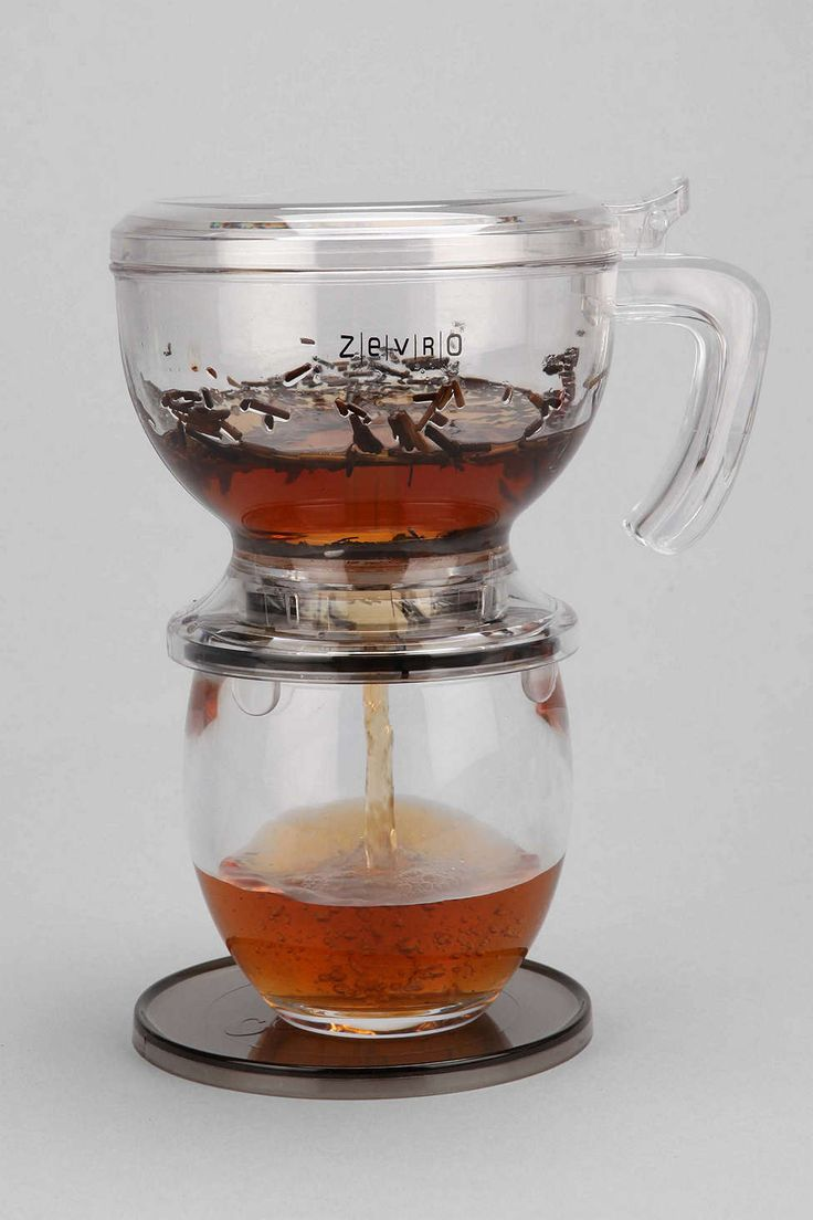 Pour Over Tea Brewer from Urban Outfitters - nifty little thing.  I love this and would love some different loose teas to go with