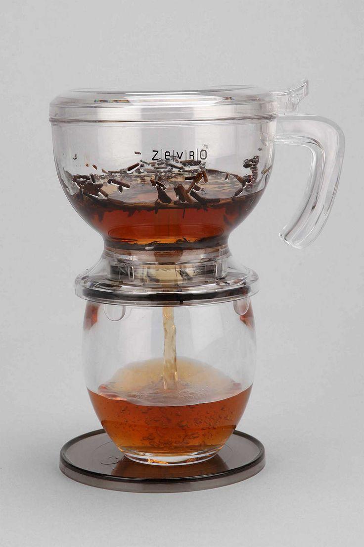 Pour Over Tea Brewer