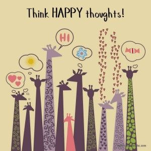 images about happy thought