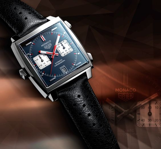The TAG Heuer Monaco 1969 reissued. Back to our roots. | TAG Heuer
