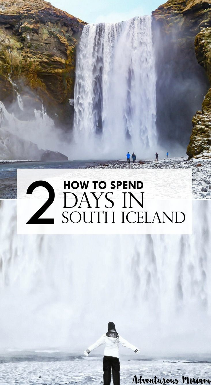 The ever-changing landscape of Iceland's south coast includes some of the country's biggest volcanoes, glaciers and most iconic waterfalls. Here's how to spend 2 days in South Iceland, including what to see, where to stay and much more.