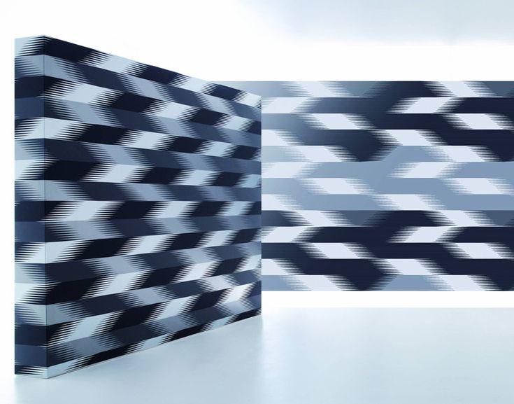 zaha hadid: art borders wallpaper for marburg