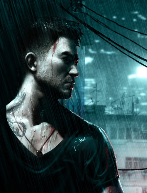 Wei Shen from Sleeping Dogs