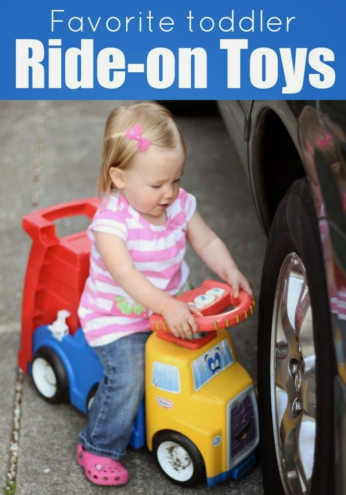Toddler Approved!: 7 Favorite Ride-On Toys for Toddlers {Toddler Approved Holiday Gift Guide}