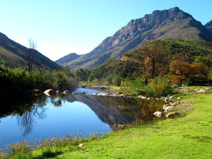 Dwarsberg, Rawsonville near Cape Town