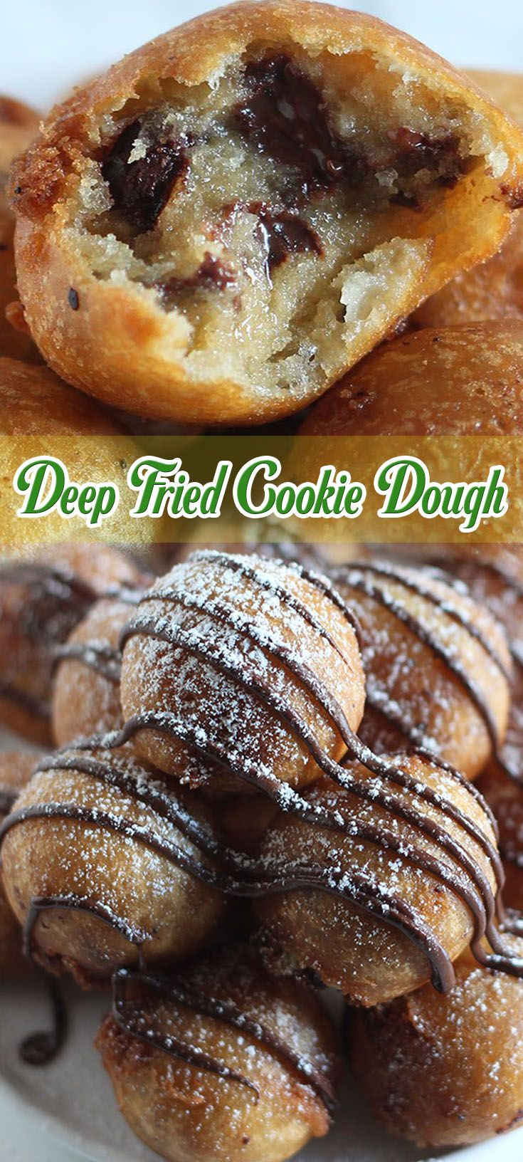Deep Fried Cookie Dough                                                                                                                                                                                 More