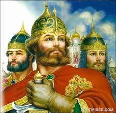 Картинки по запросу Русские богатыри