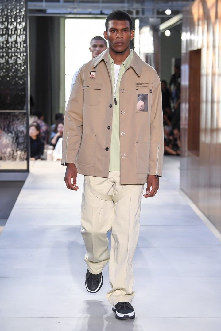 Burberry Spring Summer 2019 Menswear Ready To Wear Collection Fl