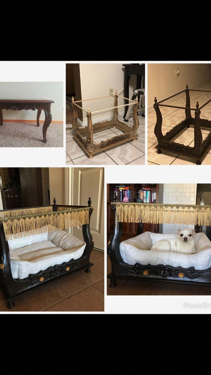 24 La mejor mesa auxiliar para perrera para perros Reemplazo de bandeja de perrera para perros pequeños 42 pulgadas #dogwal …