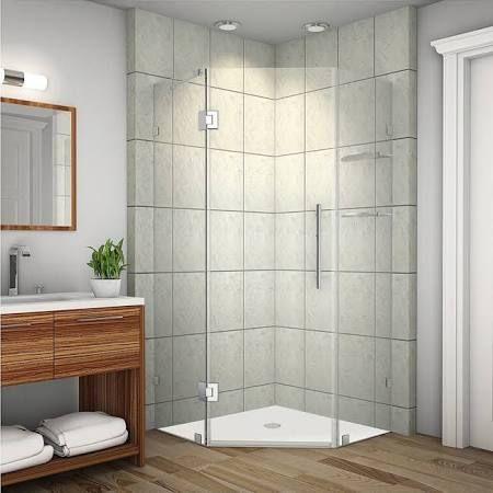 shop corner shower stalls google search - Shower Stalls