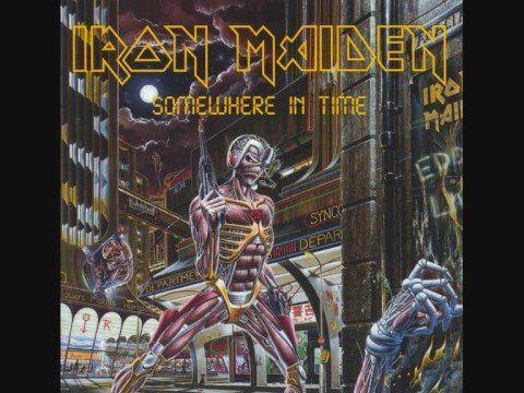 Iron Maiden - Heaven Can Wait.