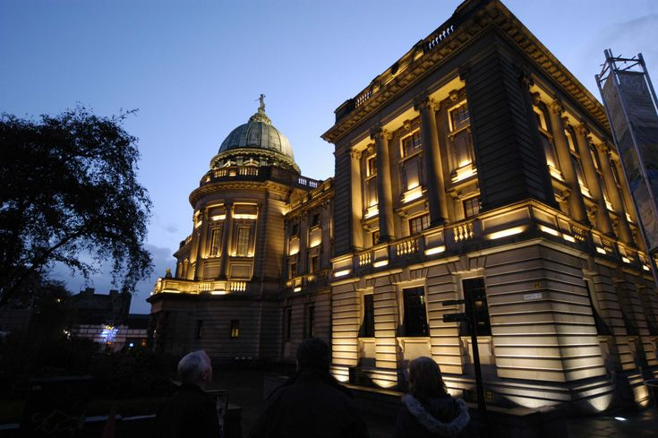 22 best images about lighting for historical building on for Building exterior lighting design