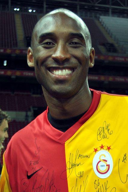 Kobe Bryant #24 Galatasaray :)