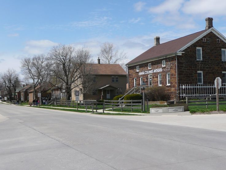 15 Best Iowa Images On Pinterest Amana Colonies