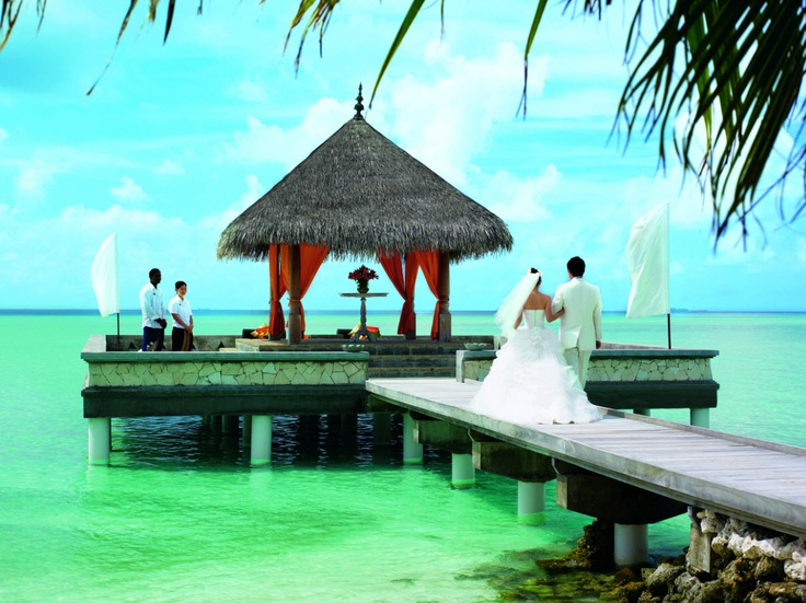 Taj Exotica Resort Spa Maldives Wedding Honeymoon