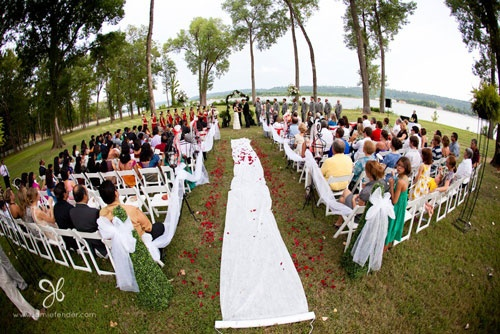 Small Backyard Wedding Doylestown Pa Wedding Photography: Park On The River, Maumelle, AR Right On The Banks Of The