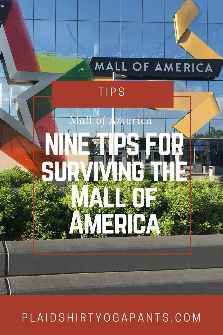 10 traveler testing tips for visiting the mall of america u s a rh pinterest com