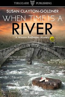 Maya's Musings: Promo for When Time Is A River by @susancgoldner