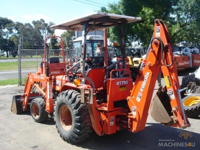 Used #Kubota Backhoe for sale - Kubota B20 http://www.machines4u.com.au/browse/Construction-Equipment/Backhoe-305/Backhoe-Loader-1423/kubota/