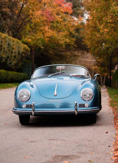 1956 Porsche 356A 1600 Speedster