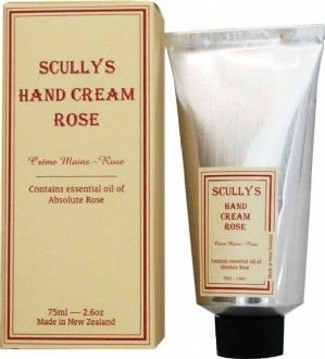 Bulgarian Rose Rose Hand Cream in Tube