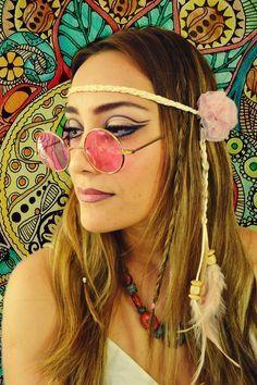 3ee45ea7b maquillaje-hippie | Kiss&Makeup in 2019 | Hippie makeup, Hippie ...