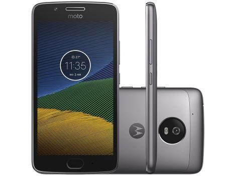 Smartphone Motorola Moto G5 32GB Platinum com as melhores condições você encontra no site do Magazine Luiza. Confira!