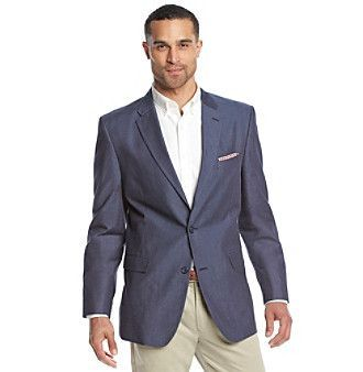 Tommy Hilfiger® Men's Denim Sport Coat