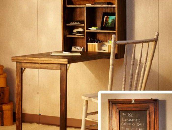 les 25 meilleures id es de la cat gorie table murale rabattable sur pinterest table murale. Black Bedroom Furniture Sets. Home Design Ideas