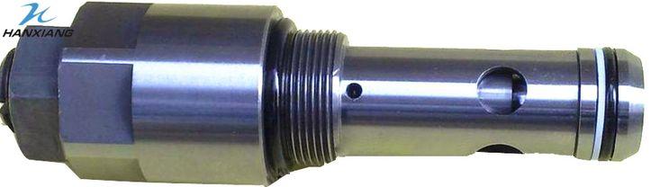 PC200-7 Rotary overflow valve  relief valve  Distribution Valve  Accessory  Control  Safety Valve