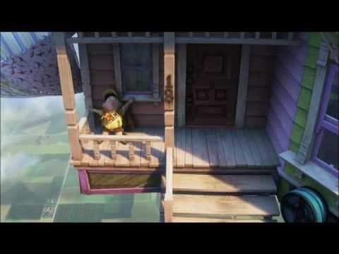 """Un gruñón anciano se ve embarcado en una aventura inesperada con un entusiasta niño explorador que le enseñará a ver la vida de otro modo.   Disney Pixar España   Trailer Español Oficial """"UP"""" HQ"""