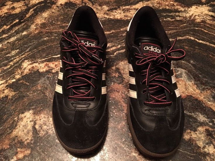 Adidas Samba Youth Sports Shoe Size 5.5 EUC | Sporting Goods, Team Sports, Soccer | eBay!