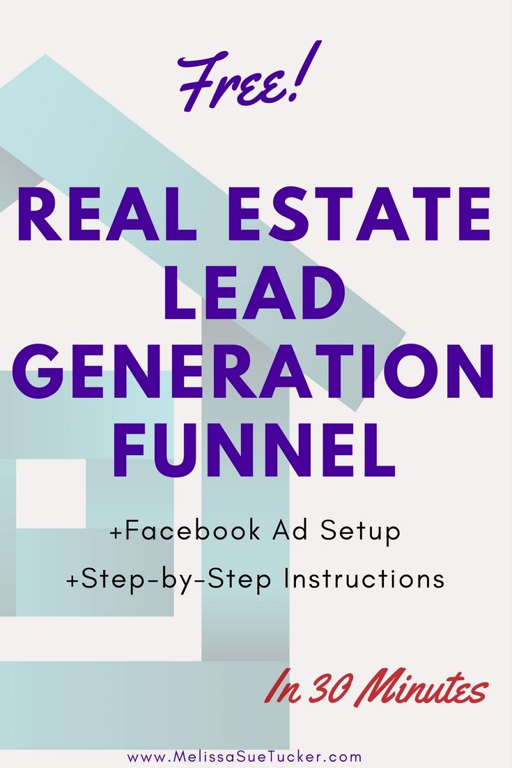 Click Here for The Ultimate Step By Step Guide to Generate Real Estate Buyer & Seller Leads, Automatically in less than 2 hours! FB secrets in Video 3...