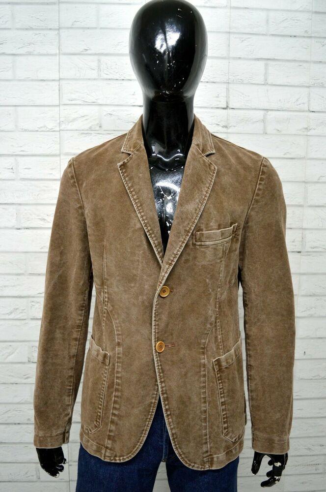 low priced 4f6c7 53057 Giacca Uomo GAS Taglia Size L Jacket Man Blazer 2 Bottoni ...