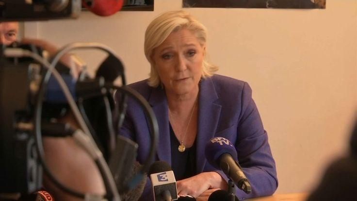 Comment Marine Le Pen et le FN digèrent la défaite à la présidentielle