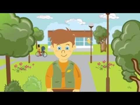 W kontakcie z naturą - dla dzieci - YouTube