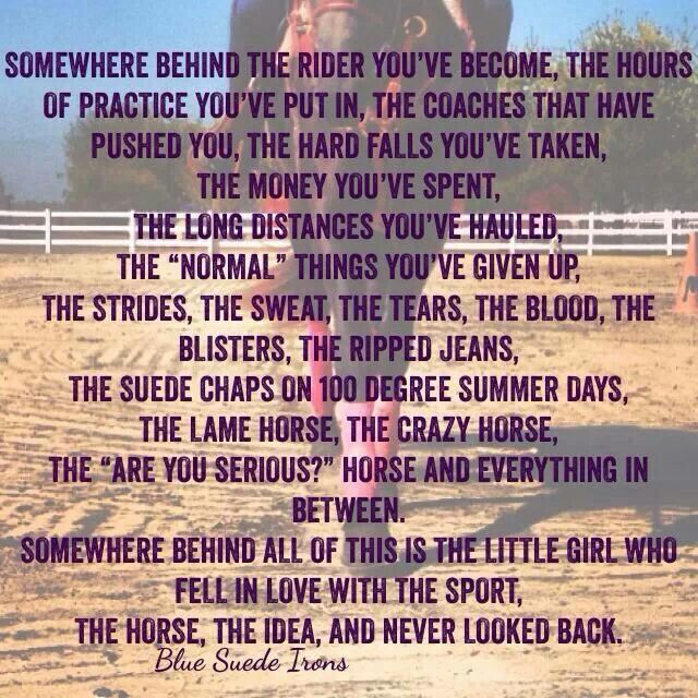To my daughter, who has wanted nothing but to barrel race since the day she could say the words