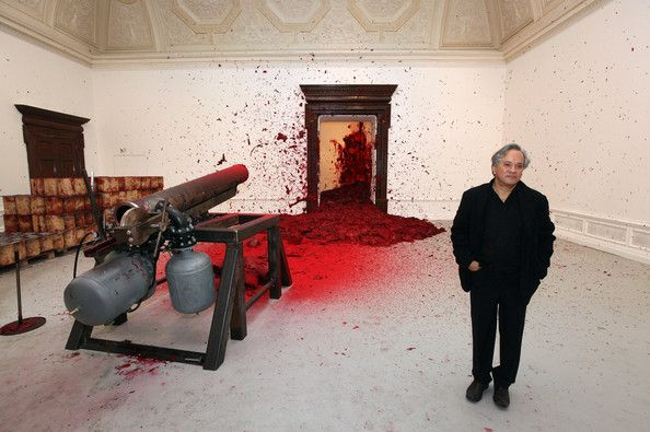 Escultor Indio-Anish Kapoor