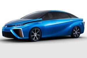 Toyota Fuel Cell Vehicle to launch in 2015. I think this is so exciting!