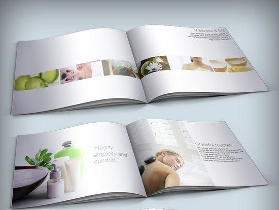 16 best images about brochure design on pinterest for Hotel brochure design inspiration