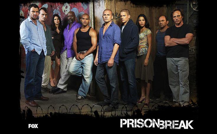 Prison Break Season 2 HD Wallpaper