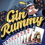 Play the old, addictive card game called Gin Rummy--free online at http://www.games.com/game/gin-rummy/