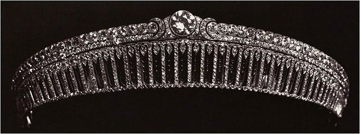 Jenni Wiltz | Tiara Tuesday: Irina Youssoupov's Wedding Tiara