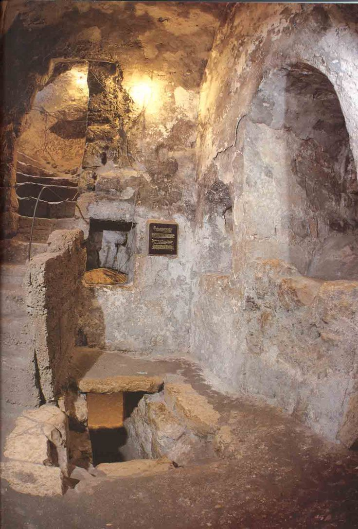 Tomb of Lazarus  #Orthodoxy #Christianity #Faith