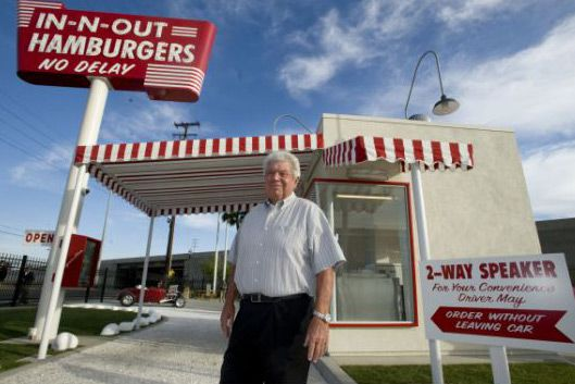 In-N-Out Opens Replica Burger Stand as a Tribute to Their 66-Year History
